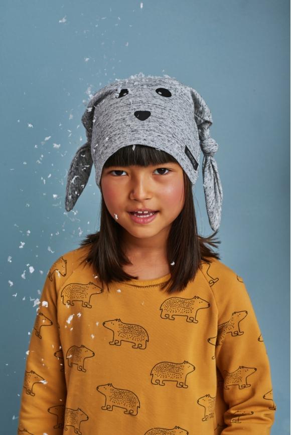 Kids cap with ears