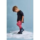 Kids pants WOODPECKER red