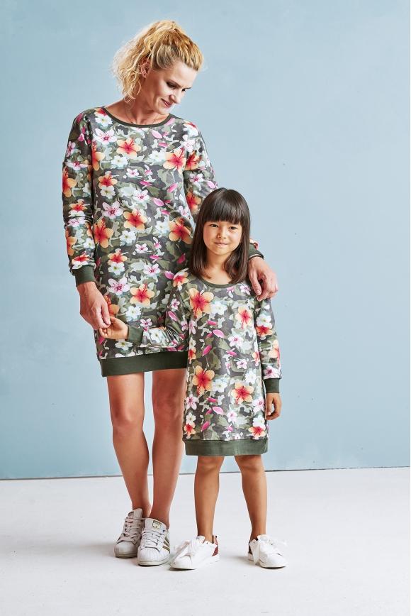 Womens dress CAMO