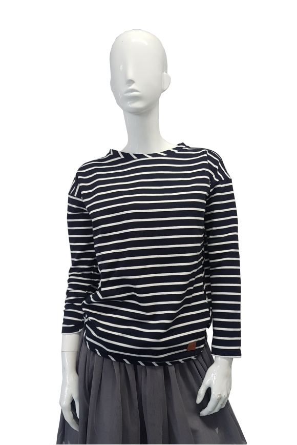 Womens blouse STRIPES