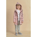 Kids Parka BADGER pink