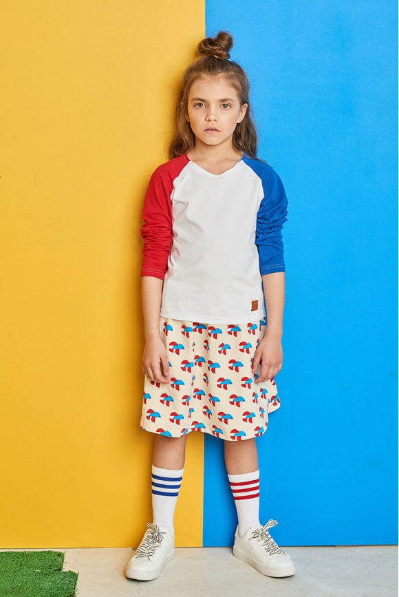 Kids skirt FISH