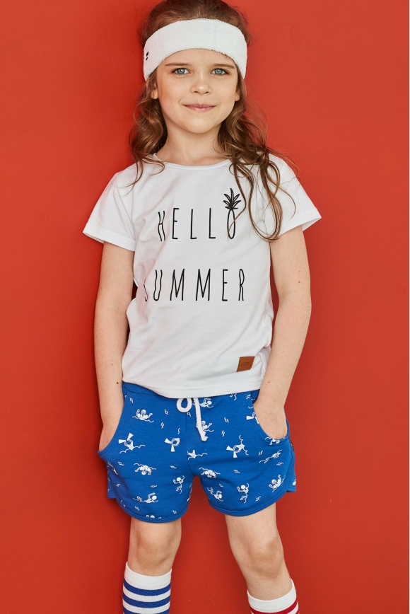 Kids shorts Swimmer