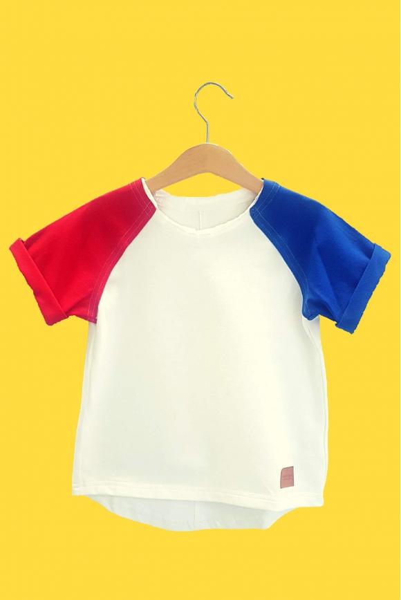 T-shirt TRICOLOR