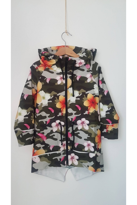 Kids Parka FLAMINGO