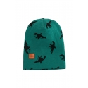 Kids cap BADGER mustard