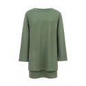 Breastfeeding longsleeve KHAKI