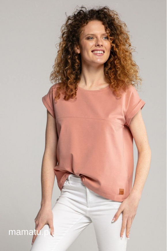Breastfeeding t-shirt PINK