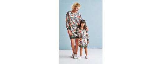 Mother and daughter clothes - check out the twin clothing sets: mom and daughter dresses, T-shirts and pants!